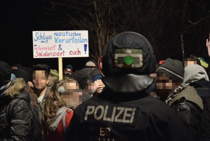 No Pegida - Leipzig