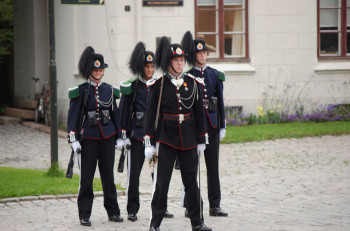 Changing of the Royal Guards