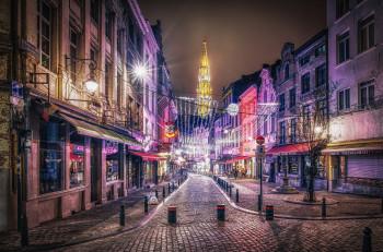 Kaasmarkt, Brussels