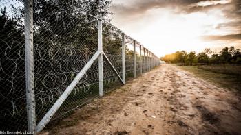 Grense: Ungarn - Kroatia