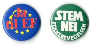 Valg EU