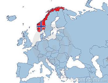 Norge i Europa